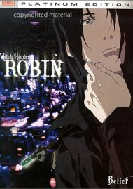 Witch Hunter Robin: Belief Movie