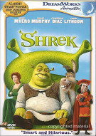 Shrek (Single Disc Edition) Movie