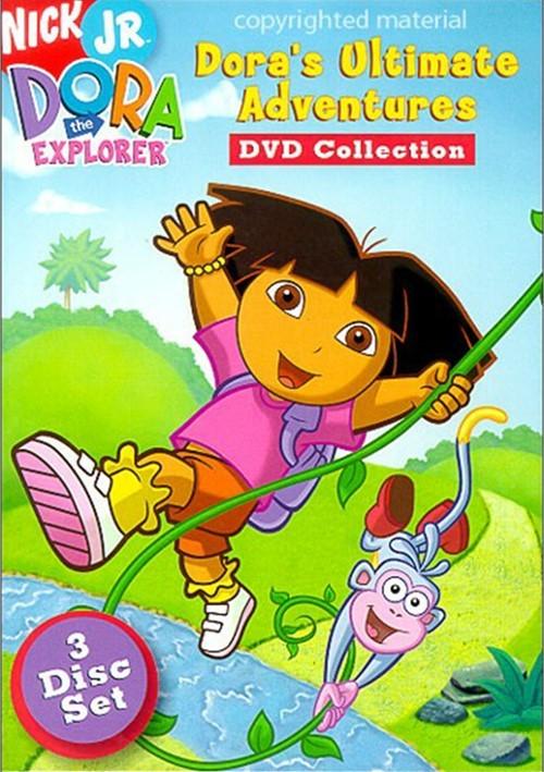 Dora The Explorer Map Adventures Dvd   Car Interior Design