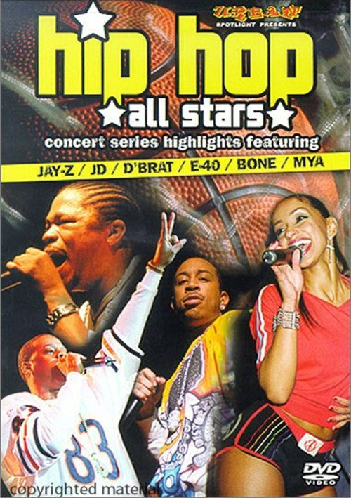 Urban Spotlight: Hip Hop All Stars Movie