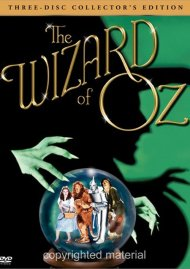 Wizard Of Oz: Collectors Edition (3 Discs) Movie