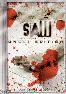 Saw: Uncut Edition (Widescreen) Movie
