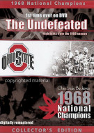 Undefeated, The: Highlights From The Ohio State 1968 Season Movie