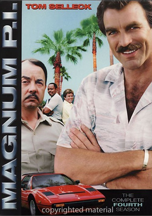 Magnum P.I.: The Complete Fourth Season Movie