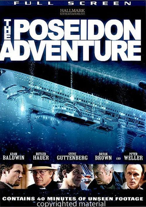 Poseidon Adventure, The (Fullscreen) Movie