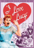 I Love Lucy: The Complete Sixth Season Movie