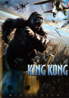King Kong (2005) (Widescreen) Movie