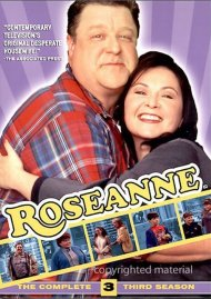 Roseanne: The Complete Third Season Movie