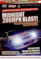 JDM Option International: Collectors Edition - Midnight 200 MPH Blast  Movie