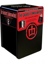 Greatest American Hero, The: Deluxe Collectors Tin Movie