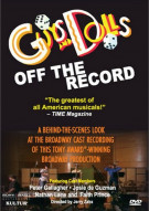 Guys And Dolls: Off The Record Movie