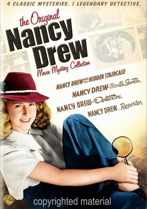 Original Nancy Drew Movie Mystery Collection, The Movie