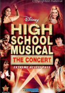 High School Musical: The Concert - Extreme Access Pass Movie