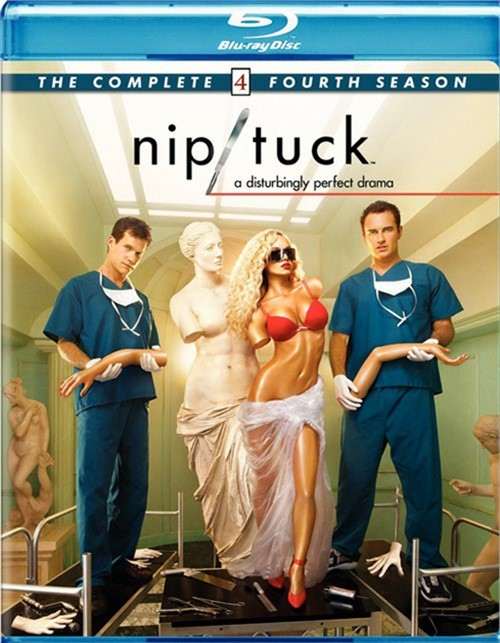 Nip/Tuck: The Complete Fourth Season Blu-ray