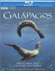 Galapagos Blu-ray