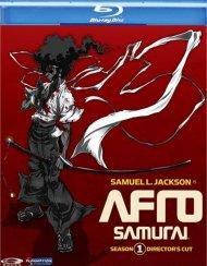 Afro Samurai: Season 1 - Directors Cut Blu-ray