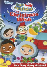Little Einsteins: The Christmas Wish Movie