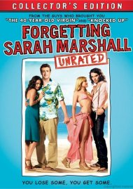 Forgetting Sarah Marshall: Unrated Collectors Edition Movie