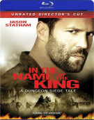 In The Name Of The King: A Dungeon Siege Tale - Unrated Directors Cut Blu-ray