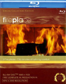 Fireplace Blu-ray