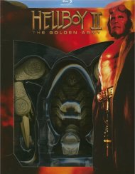 Hellboy II: The Golden Army - Collectors Set Blu-ray