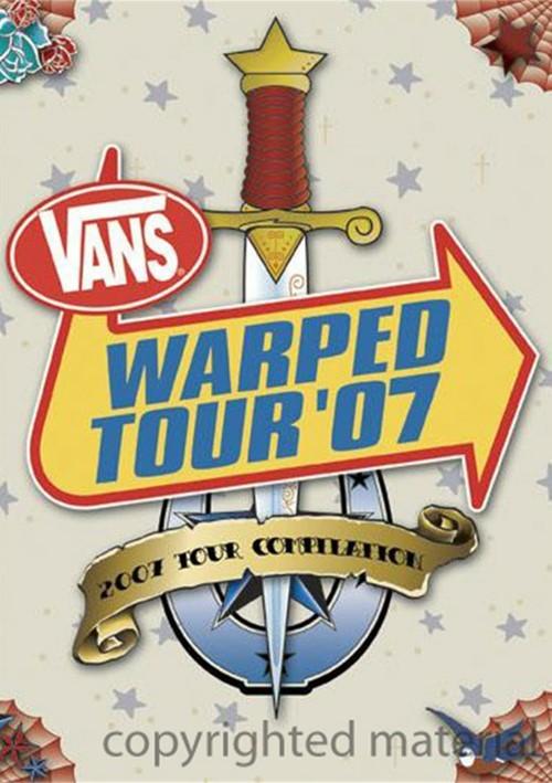 Vans Warped Tour 07: 2007 Tour Compilation Movie