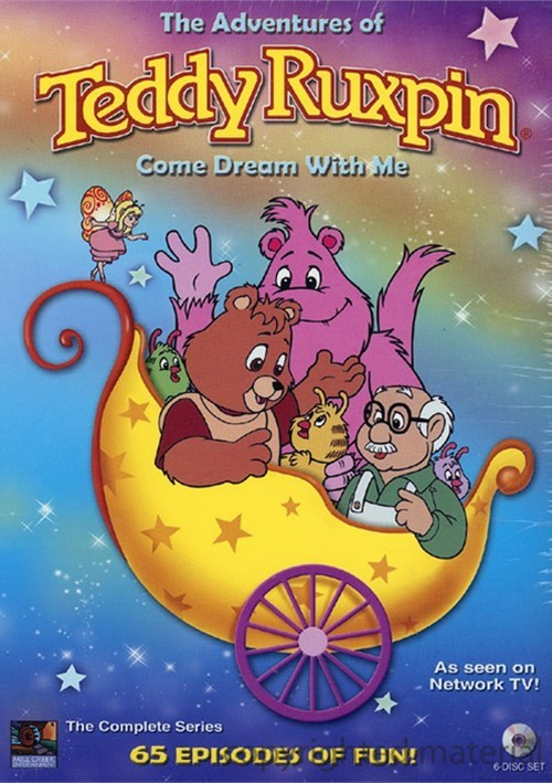 Adventures Of Teddy Ruxpin, The: Come Dream With Me - The Complete Series Movie