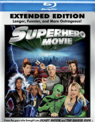 Superhero Movie: Extended Edition Blu-ray
