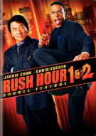 Rush Hour 1 & 2 (Widescreen) Movie