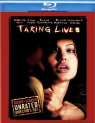 Taking Lives: Unrated Directors Cut Blu-ray
