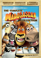 Madagascar: The Complete Collection Movie