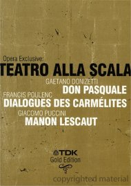 Opera Exclusive: Teatro Alla Scala Movie