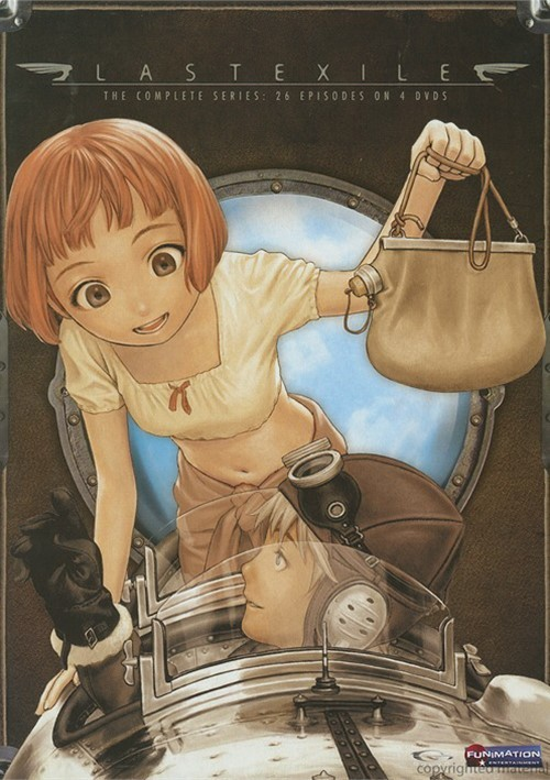Last Exile: The Complete Series Movie