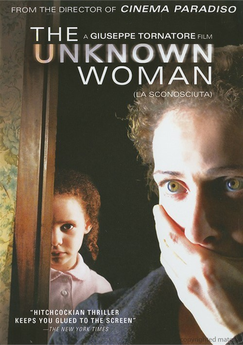 Unknown Woman, The Movie