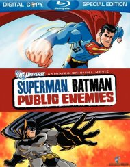 Superman Batman: Public Enemies - Special Edition Blu-ray