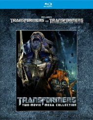 Transformers Two Movie Mega Collection Blu-ray