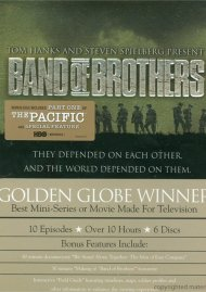 Band Of Brothers (With The Pacific Sampler Disc) Movie