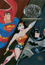 Justice League: The Complete Series Movie