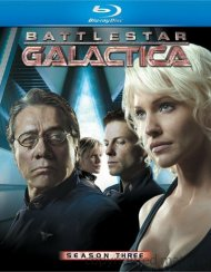 Battlestar Galactica (2004): Season 3 Blu-ray