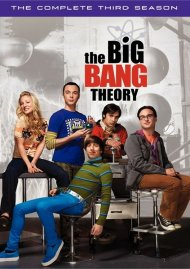 Big Bang Theory, The: The Complete Third Season Movie