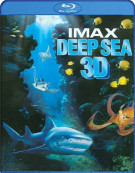 IMAX: Deep Sea 3D (Blu-ray 3D) Blu-ray