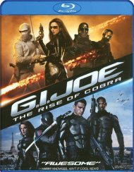 G.I. Joe: The Rise Of Cobra Blu-ray