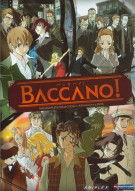 Baccano!: The Complete Series Movie