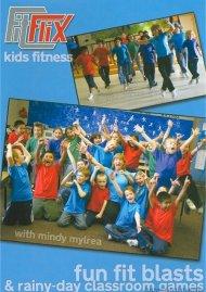 Mindy Mylrea: Fun Fit Blasts & Rainy Day Classroom Games For Kids Movie