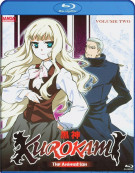 Kurokami: The Animation - Volume 2 Blu-ray