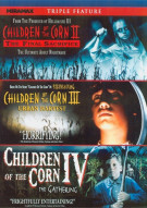Children Of The Corn Triple Feature Movie