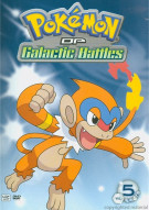 Pokemon: Diamond & Pearl Galactic Battles - Vol. 5 Movie