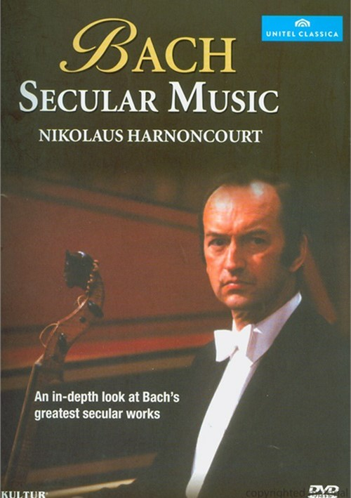 Bach: Secular Music - Nikolaus Harnoncourt Movie
