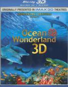 IMAX: Ocean Wonderland (Blu-ray 3D + Blu-ray) Blu-ray