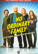 No Ordinary Family: Season 1 Movie